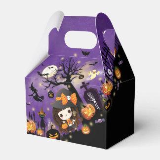 Happy Halloween Favor Box