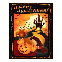 Happy Halloween! Flyer