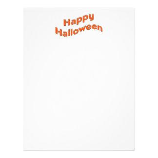 Happy Halloween Flyer