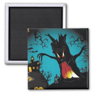 Happy Halloween Fridge Magnet