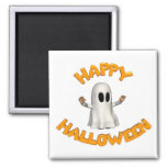 Happy Halloween - Fridge Magnets