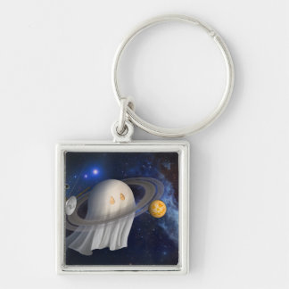Happy Halloween From Cassini Keychain