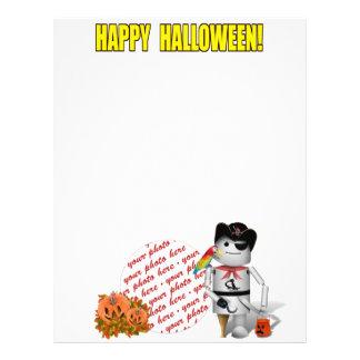 Happy Halloween from Robo-x9 Flyer