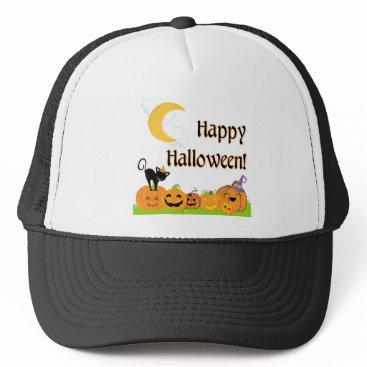 Halloween Themed Happy Halloween from the Pumpkin Patch Trucker Hat