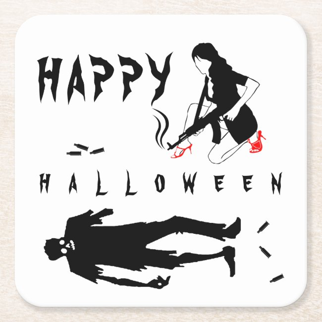Happy Halloween Funny chic and unique custom