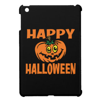Happy Halloween Funny Pumpkin iPad Mini Cases