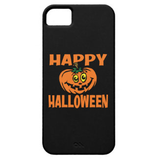Happy Halloween Funny Pumpkin iPhone SE/5/5s Case