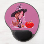 Happy Halloween - Gel Mouse Pad