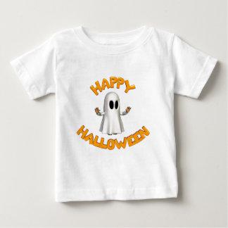 Happy Halloween Ghost Baby T-Shirt
