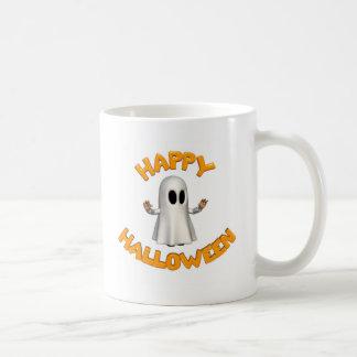 Happy Halloween Ghost Coffee Mug