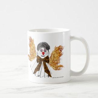 Happy_Halloween_Ghost_drinkware2r Classic White Coffee Mug