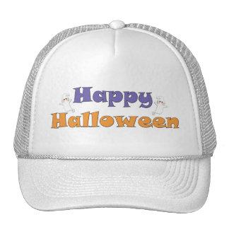 Happy Halloween Ghosts Hat