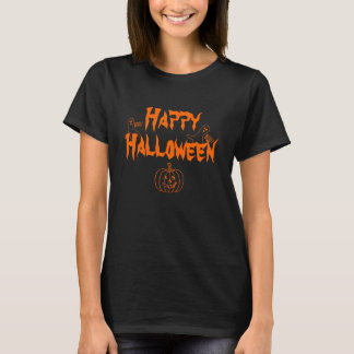 Happy Halloween Ghosts T-Shirt