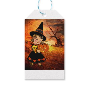 Halloween Themed HAPPY HALLOWEEN GIFT TAGS