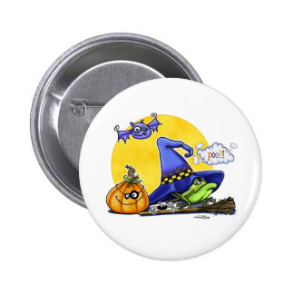 Happy Halloween Gifts Button