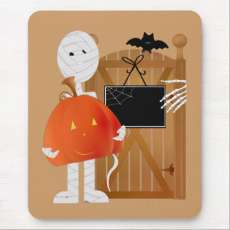 Happy Halloween Gifts Mouse Pad