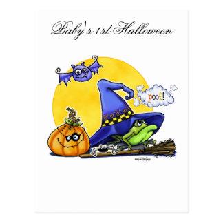 Happy Halloween Gifts Postcard
