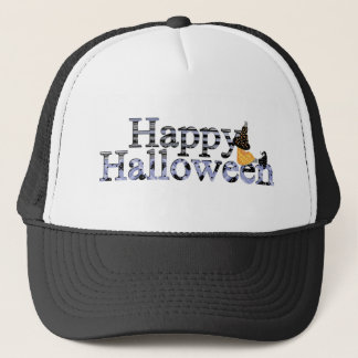 Happy Halloween Gifts Trucker Hat