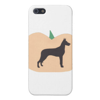 Happy Halloween Great Dane iPhone SE/5/5s Cover