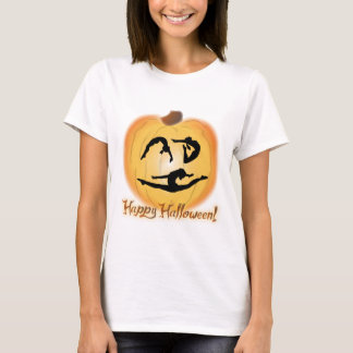 Happy Halloween Gymnastics T-Shirt