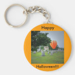 Happy Halloween!  Haunting! Key Chains