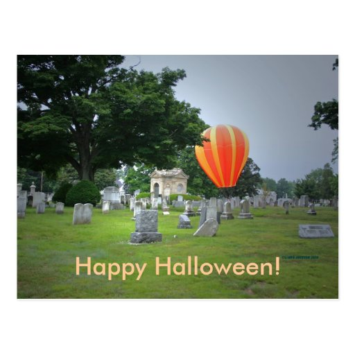 Happy Halloween!  Haunting! Postcards