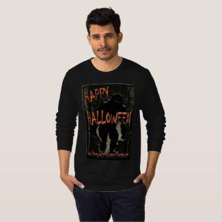 Happy Halloween Honey Island Swamp Monster Shirt