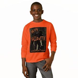 Happy Halloween Honey Island Swamp Monster T.Shirt T-Shirt