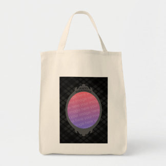 happy halloween (insert your own picture) tote bag