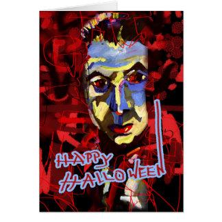 Happy Halloween Invitation or Greeting