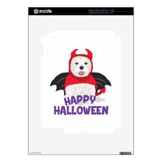 Happy Halloween iPad 2 Skins