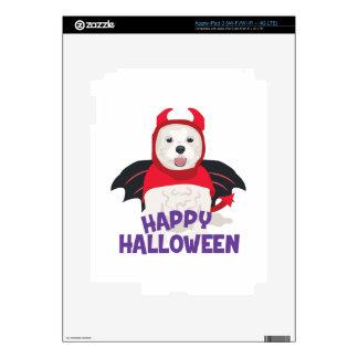 Happy Halloween iPad 3 Skins
