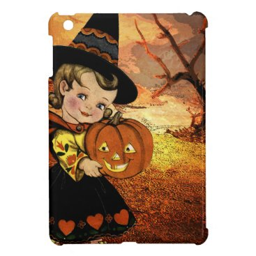 Halloween Themed HAPPY HALLOWEEN iPad MINI COVERS