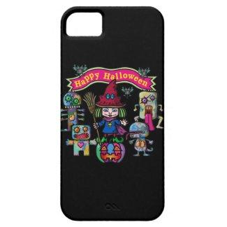 Happy Halloween iPhone 5 Cases