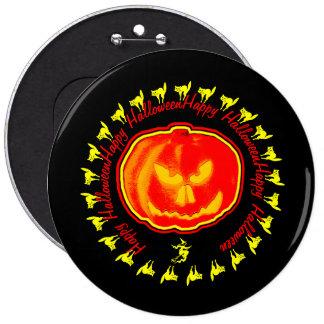 Happy Halloween! Jack - O - Lantern 2 Pins