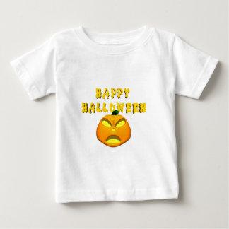 Happy Halloween Jack O Lantern Baby T-Shirt