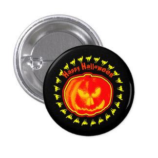 Happy Halloween! Jack - O - Lantern Pins