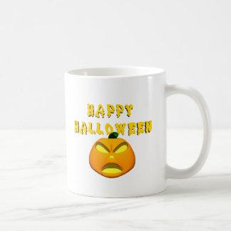 Happy Halloween Jack O Lantern Coffee Mug