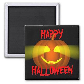 Happy Halloween Jack-o-lantern Magnet