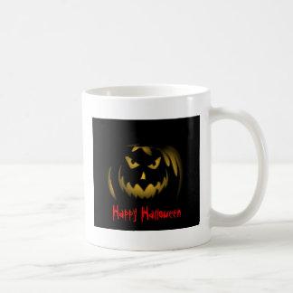 Happy Halloween Jack-o-lantern Mug
