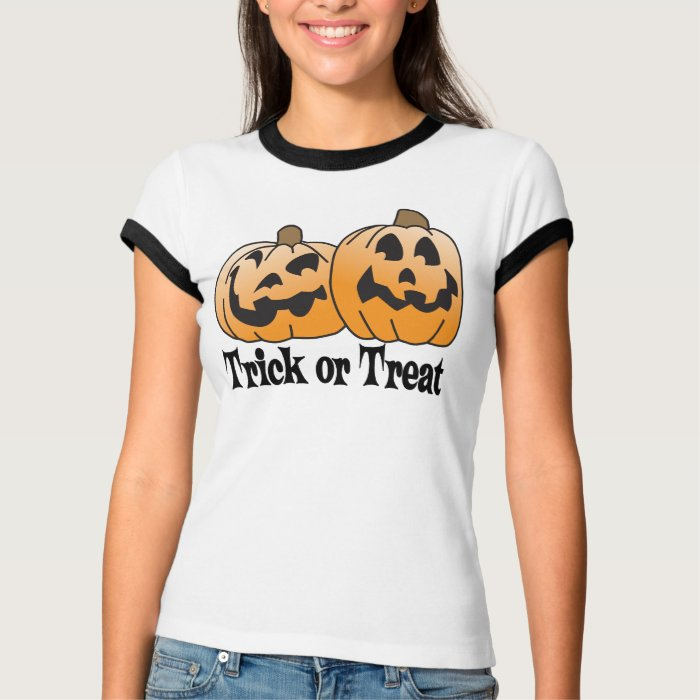 Happy Halloween Jack-O-Lantern T-Shirt