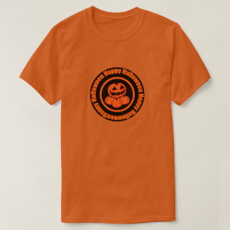 Happy Halloween- Jack O Lantern T-Shirt