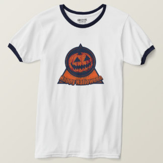 Happy Halloween -Jack O Lantern Triangle Style 2 T-Shirt