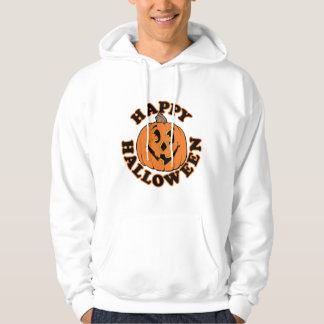 Happy Halloween Jack O'Lantern Hoodie
