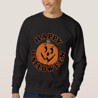 Happy Halloween Jack O'Lantern Sweatshirt