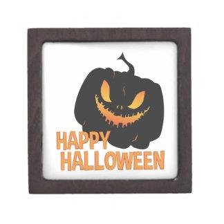 Happy Halloween Jewelry Box