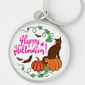 Happy Halloween! Keychain