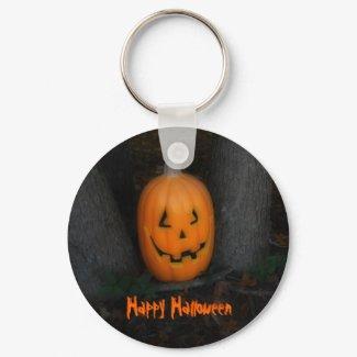 Happy Halloween Keychain keychain