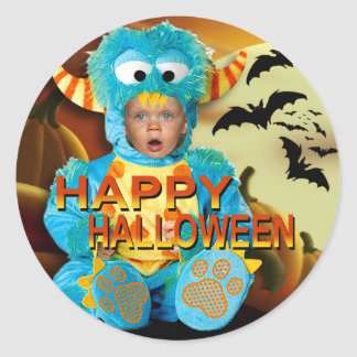 Happy Halloween Kids I Photo Sticker
