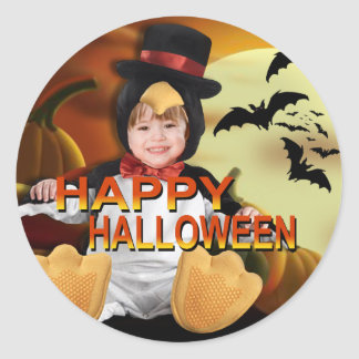 Happy Halloween Kids II Photo Sticker